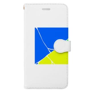 レモングラス Book-style smartphone case