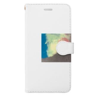 ぐちゃぐちゃ Book-style smartphone case