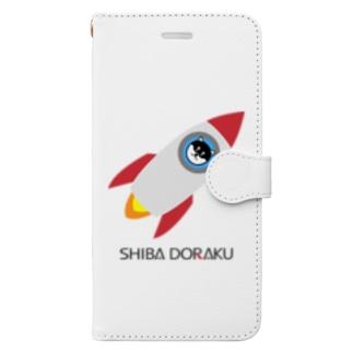SHIBADORAKU ROCKET Book-style smartphone case