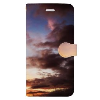 ゆうひー Book-style smartphone case