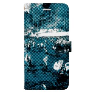 尾瀬 Book-style smartphone case