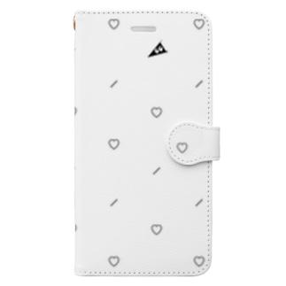 ℒ𝒪𝒱ℰ... Book style smartphone case