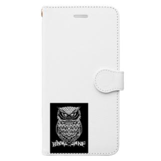凛音グッズ② Book-style smartphone case
