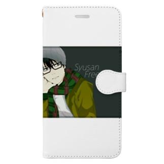 匿名しゅうさん、リアル画像 Book-style smartphone case