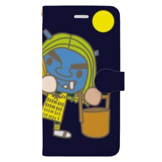 なまはげ Book-style smartphone case
