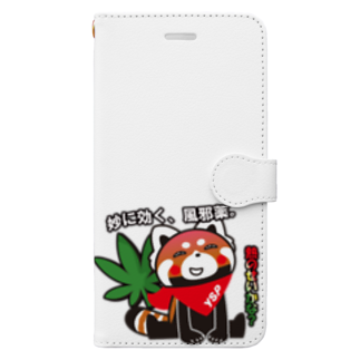 YSP-yokohamatotsukaの熱で少しおかしくなるYSパンダ Book-style smartphone case