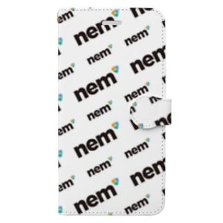 nem-04 Book-style smartphone case