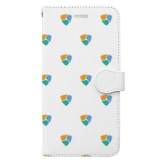 nem-05 Book-style smartphone case
