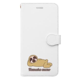 Namake-mono Book-style smartphone case