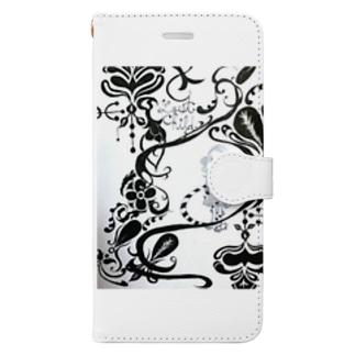 まいごちゃん Book-style smartphone case