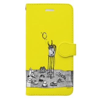 王国 Book style smartphone case