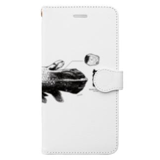 シーラカンス Book style smartphone case