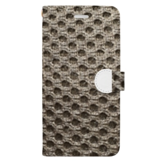 素材 Book-style smartphone case