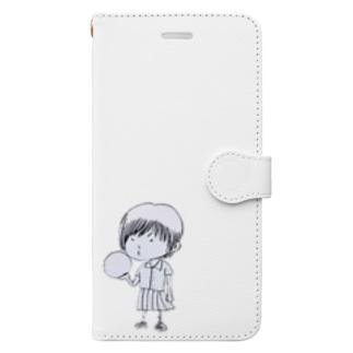 ぼっちチャン Book-style smartphone case
