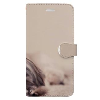 スリーパー Book-style smartphone case