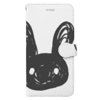 二兎。 Book-style smartphone case