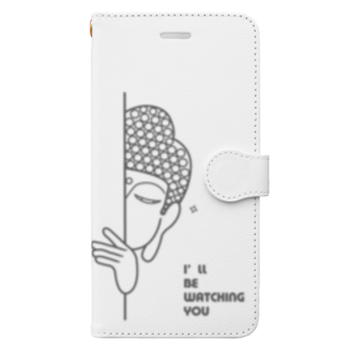 Bo tree teeのWatch Book-style smartphone case
