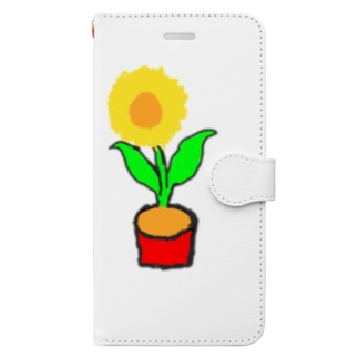 tt-himawari Book style smartphone case