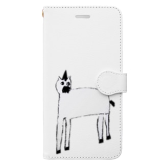 ユニコーン Book-style smartphone case