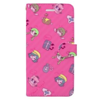 エレファントテイデイズ Book-style smartphone case