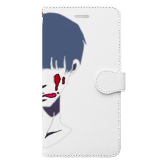 jam Book-style smartphone case
