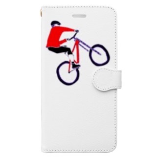 MTBデザイン「RIDE」 Book-style smartphone case