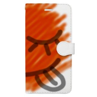 道化のアイテム11 Book-style smartphone case