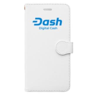 Dash(ダッシュ) Book style smartphone case