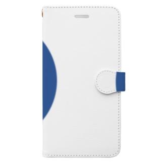 Litecoin ライトコイン Book-style smartphone case