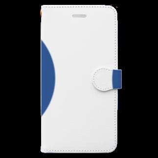 OWLCOIN ショップのLitecoin ライトコイン Book style smartphone case