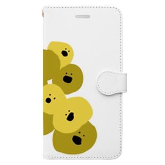 さいぼぼ Book-style smartphone case