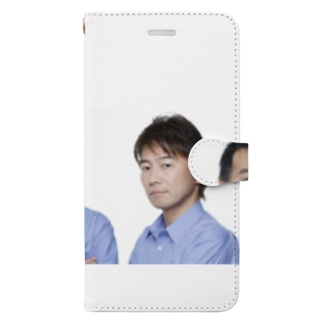 TAKEDA3兄弟 Book-style smartphone case
