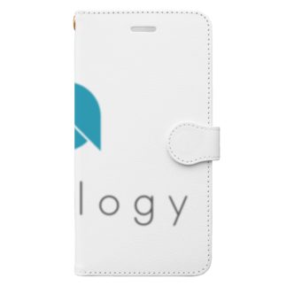 OWLCOIN ショップのOntology オントロジー Book style smartphone case