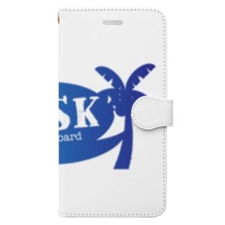 TISK Book-style smartphone case