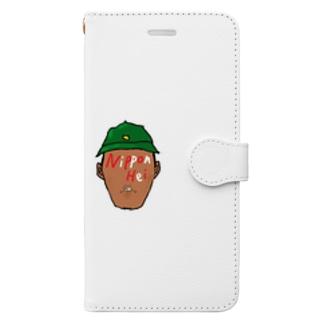 nipponhei Book style smartphone case