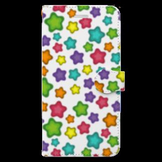 犬田猫三郎の金平糖 Book-style smartphone case