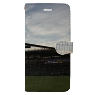 スマホ手帳ケース Book-style smartphone case