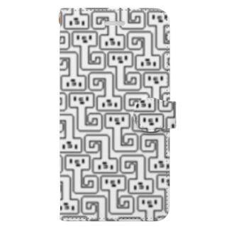 NYOROGRAM Book-style smartphone case