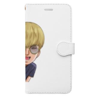 オリジナルグッズ by 唯月大刃 Book-style smartphone case