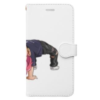 オリジナルグッズ by ごうさん Book-style smartphone case