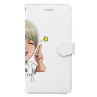 SQUARE-Osaka-のオリジナルグッズ by 美影瑚珀 Book-style smartphone case