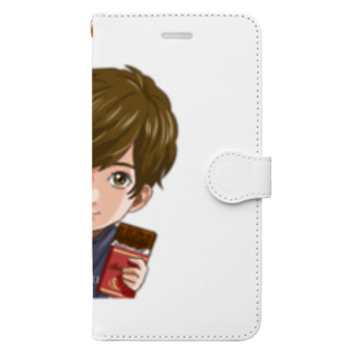 SQUARE-Osaka-のオリジナルグッズ by 霧咲優空 Book style smartphone case