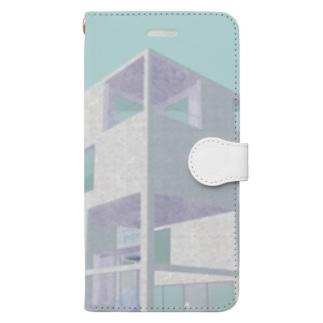 ブレスハウス Book-style smartphone case
