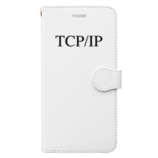 TCP/IP Book-style smartphone case