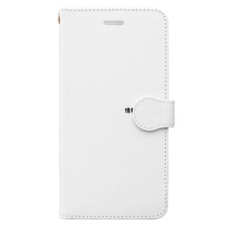 情報デブになるな Book-style smartphone case