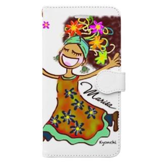 Marisa Book-style smartphone case