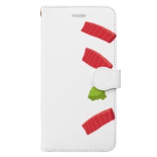 MAGURO Book-style smartphone case