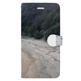 海岸 Book-style smartphone case