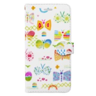 butterfly-butterfly-butterfly Book-style smartphone case