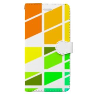 カラーズ Book-style smartphone case